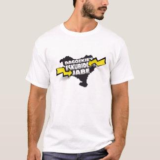 バスクの国のバスクの囚人 Tシャツ
