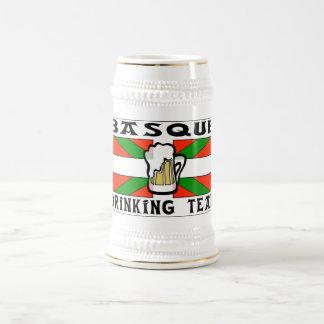 バスクの飲むチームビールステイン ビールジョッキ