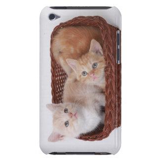 バスケットの子ネコ Case-Mate iPod TOUCH ケース