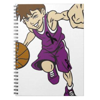 バスケットの男の子 ノートブック