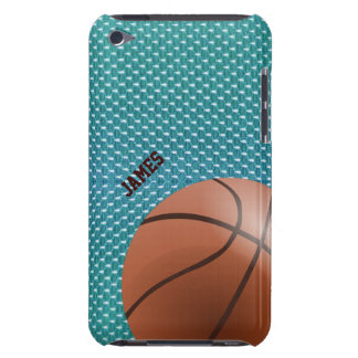バスケットボールのカスタムなipod touchの場合 Case-Mate iPod touch ケース