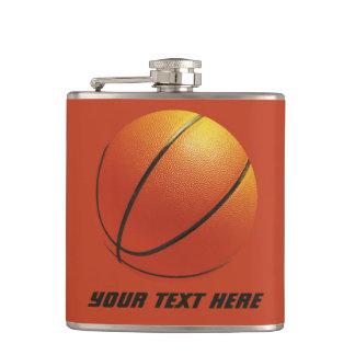 バスケットボールのカスタムのフラスコ フラスク