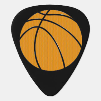 バスケットボールのギターピック ギターピック