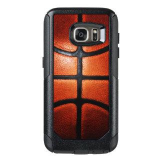 バスケットボールのスタイルのSamsungの例 オッターボックスSamsung Galaxy S7ケース