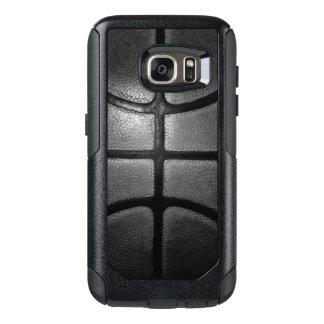 バスケットボールのスタイルのSamsungの灰色の箱 オッターボックスSamsung Galaxy S7ケース