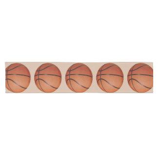 バスケットボールのデザインのテーブルのランナー ショートテーブルランナー