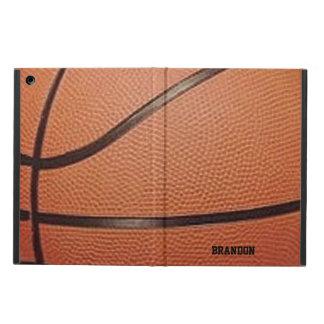 バスケットボールのデザインのiPadの空気箱 iPad Airケース