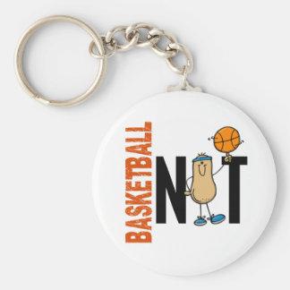 バスケットボールのナット1 キーホルダー