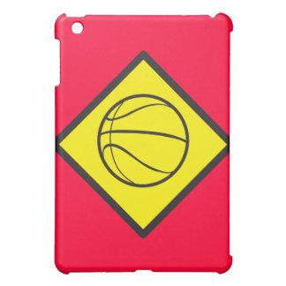 バスケットボールの交差 iPad MINI CASE
