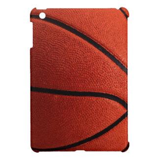 バスケットボールの場合の精通したiPad Miniの光沢のある終わりの場合 iPad Mini カバー