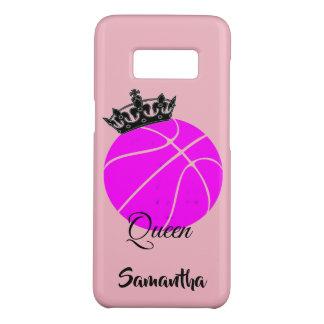 バスケットボールの女王のiphone 8/7の場合 Case-Mate samsung galaxy s8ケース