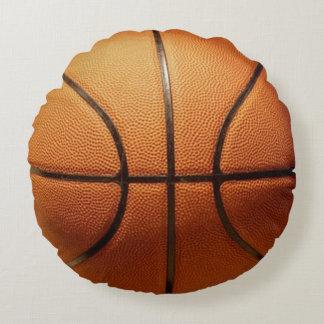 バスケットボールの枕 ラウンドクッション