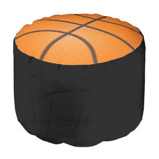 バスケットボールの球のおもしろいのPouf プーフ