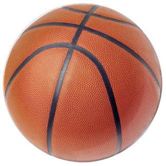 バスケットボールの球の磁器皿 磁器プレート