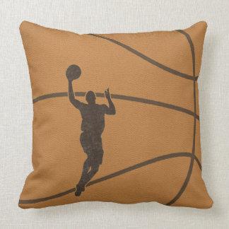 バスケットボールの男の子の枕 クッション