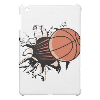 バスケットボールの破烈およびギフト iPad MINIケース