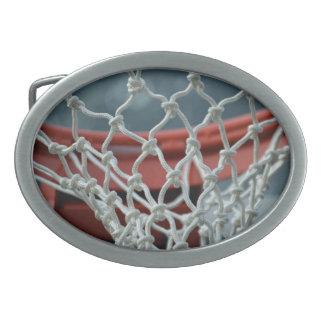 バスケットボールの網 卵形バックル