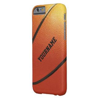 バスケットボールの習慣のケース iPhone 6 ベアリーゼアケース