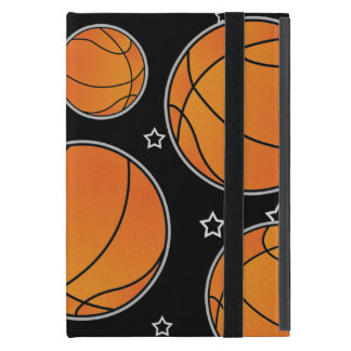 バスケットボールの花形選手パターン iPad MINI ケース