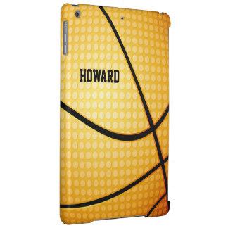 バスケットボールの質のiPadの空気箱