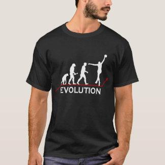 バスケットボールの進化 Tシャツ