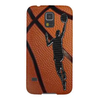 バスケットボールの電話は銀河系S5の箱を包装します GALAXY S5 ケース