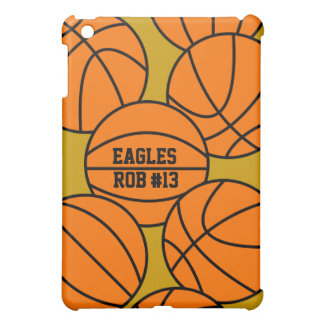 バスケットボールのiPad Miniケース iPad Miniカバー