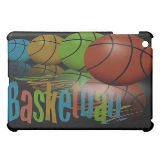 バスケットボールのIpad Speckの場合 iPad Mini カバー