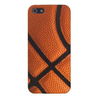 バスケットボールのiPhone 5の場合 iPhone SE/5/5sケース