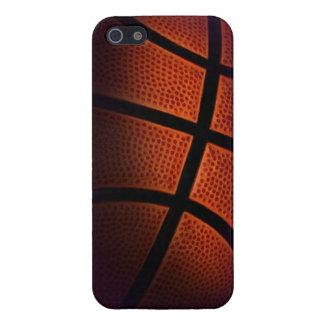 バスケットボールのiPhone 5/5Sの場合 iPhone 5 Cover