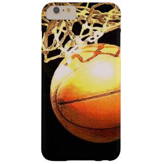 バスケットボールのiPhone 6のプラスの場合 Barely There iPhone 6 Plus ケース