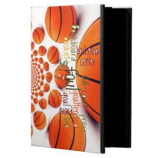 バスケットボールのiPpadの空気箱 iPad Airケース