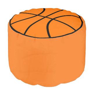 バスケットボールはオットマンの子供の寝室のPoufのギフトを遊ばします プーフ