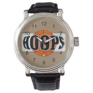 バスケットボールバスケ 腕時計