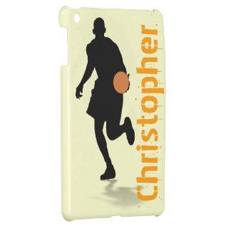 バスケットボール選手のiPad Miniケースのテンプレート iPad Miniカバー