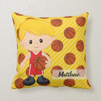 バスケットボール選手 クッション