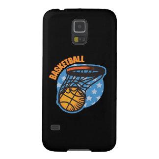 バスケットボール10 GALAXY S5 ケース
