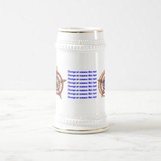 バスケットボール2のdiff、ロゴはあなたの一流の眺めのヒントを加えます ビールジョッキ