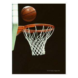 バスケットボール5 ポストカード
