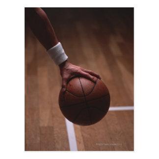 バスケットボール6 ポストカード
