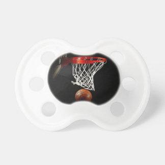バスケットボール おしゃぶり