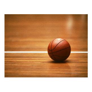 バスケットボール はがき