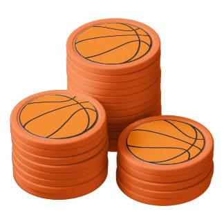 バスケットボール カジノチップ