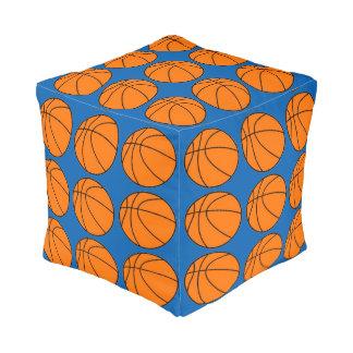 バスケットボール(カスタマイズ可能な) プーフ