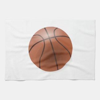バスケットボール キッチンタオル