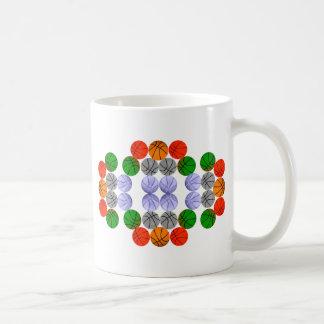 バスケットボール コーヒーマグカップ