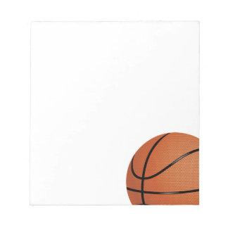 バスケットボール ノートパッド