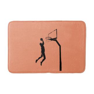 バスケットボール バスマット