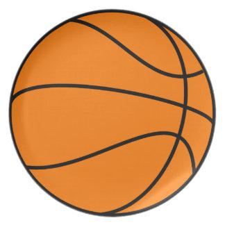 バスケットボール プレート