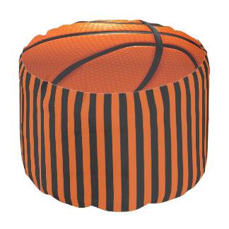バスケットボール プーフ